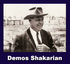 Demos Shakarian Founder of FGBMFI